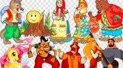 Герои известных сказок