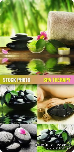 Stock Photo - Spa Therapy