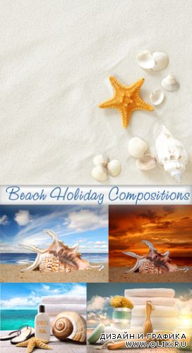Beach Holiday Compositions