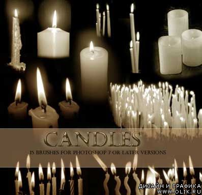 Candles PHSP Brushes