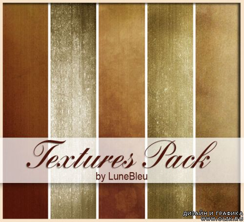 Textures Pack by LuneBleu