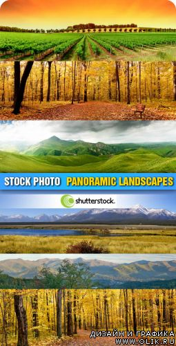 Amazing SS - Panoramic Landscapes