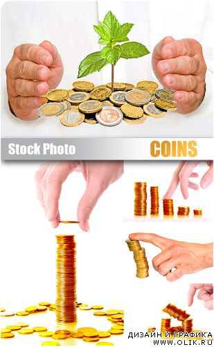 Stock Photo - Coins | Монеты