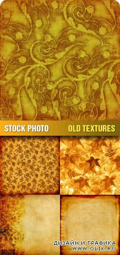 Stock Photo - Old Textures