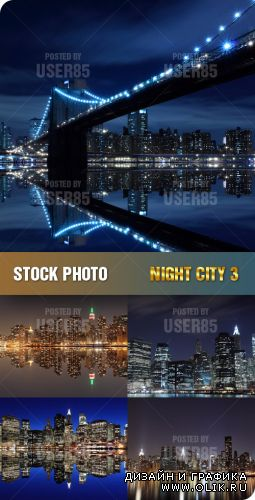 Stock Photo - Night City 3