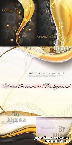 Vector illustration: Background