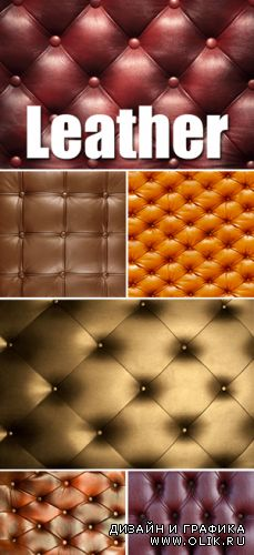Stock Photo - Leather