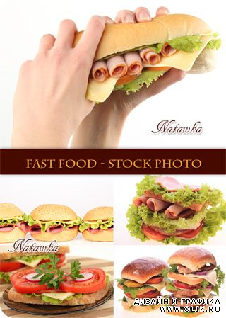 Fast food - Stock Photos