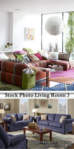 Stock Photo:Living Room 3