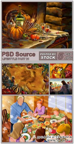 PSD Source - Lifestyle 21
