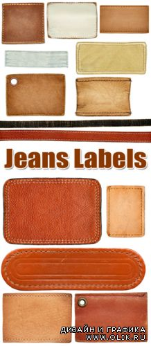 Stock Photo - Jeans Labels 2