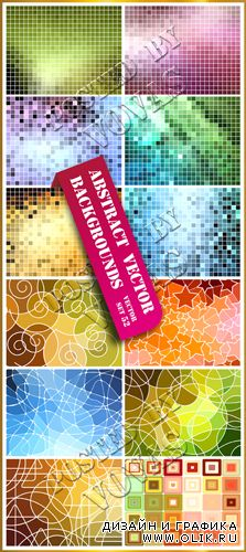 Abstract Vector Backgrounds 52