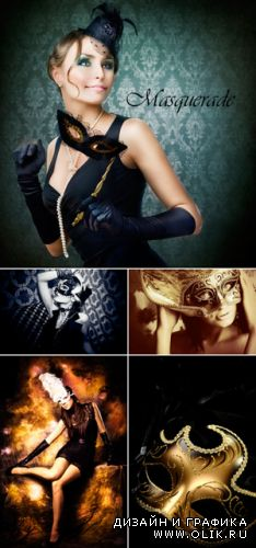 Stock Photo - Masquerade | Сток фото - Маскарад