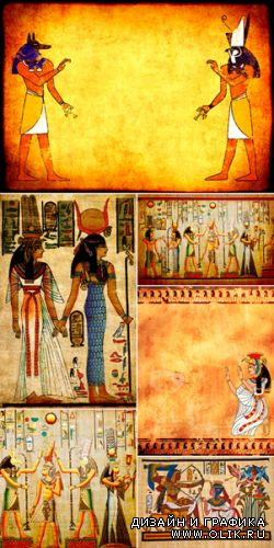 Stock Photo - Egyptian Papyrus