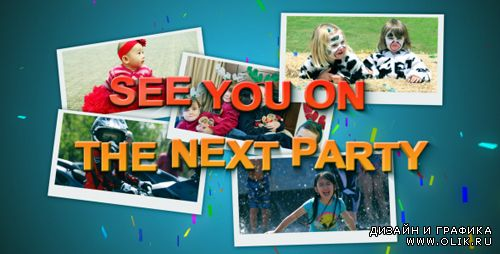 Videohive After Effects Project - Kids Party