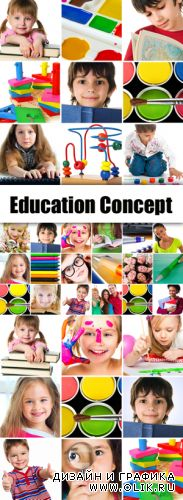 Stock Photo - Education Concept