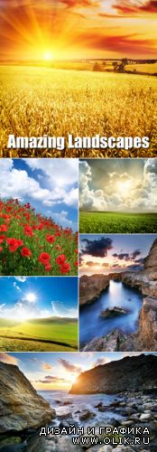 Stock Photo - Amazing Landscapes 6