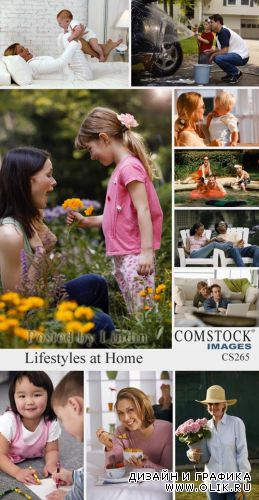 CS265 — Lifestyles at Home