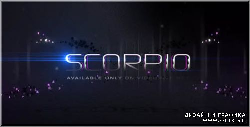 Scorpio - Project for After Effects