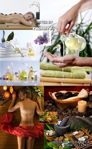 Stock Photo: Spa collection 12