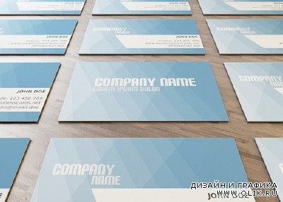 Corporate Business Card for PHSP