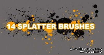 Ultimate Splatter Brushes for PHSP