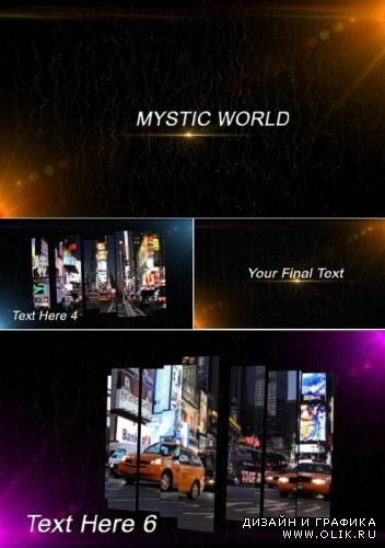 AE Project - MYSTIC WORLD