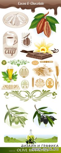 Products Labels Vector 2