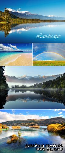 Stock Photo - Amazing Landscapes 7