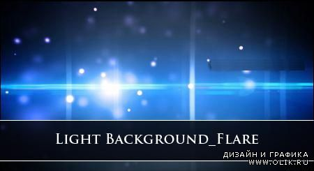 Light Background Flare