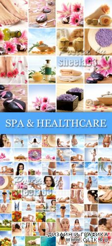 Stock Photo - Spa and Healthcare 2