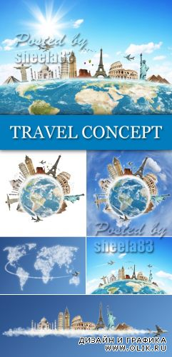 Stock Photo - Travel Concept 2