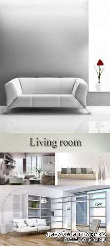 Stock Photo: Living room 5