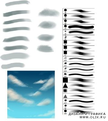 PHSP Brushes Set #2