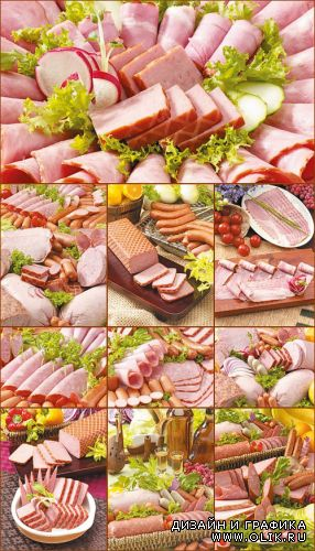 Photostock  - Meat, sausage