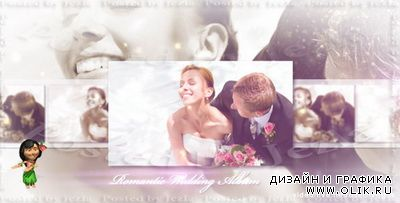 After Effects Project: Romantic Wedding - Elegant Album (VideoHive)