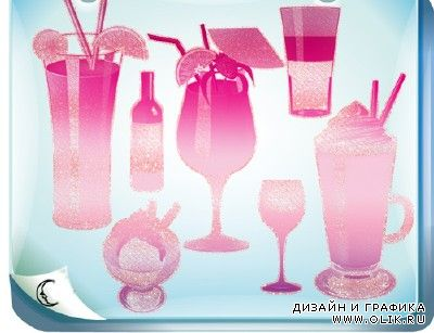 Drinks PHSP Brushes Set