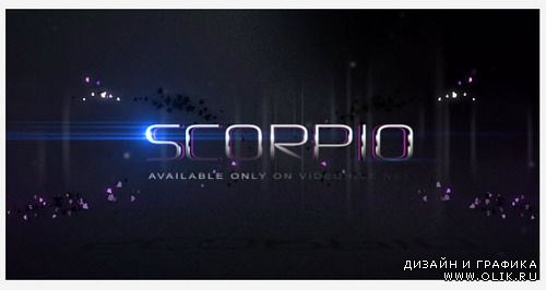 SCORPIO — After Effects Project