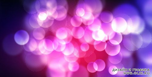 Videohive motion graphic - Off focus particles 2 (HD)