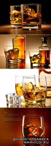 Stock Photo - Whiskey
