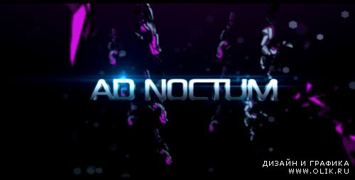 Ad noctum - After Effects Project
