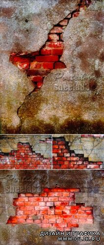 Stock Photo - Grunge Wall Textures