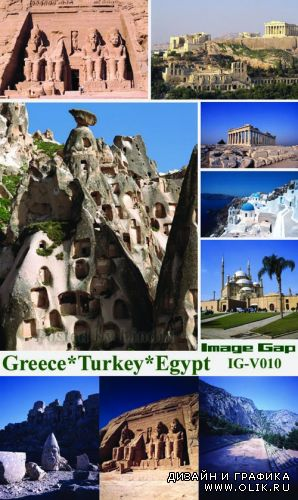 IG-V010 — Greese · Turkey · Egypt