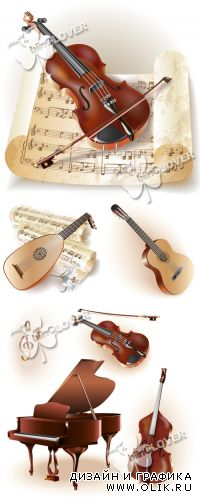 Musical instruments 0356