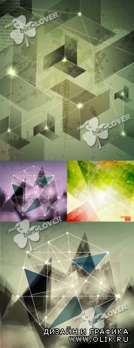 Abstract futuristic background 0359