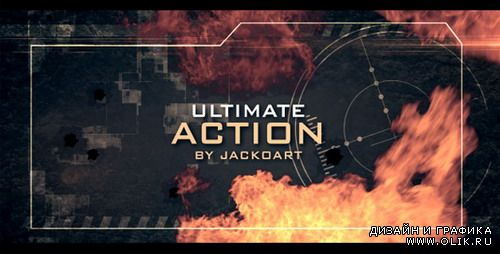 Ultimate Action Promo - After Effects Project (Videohive)