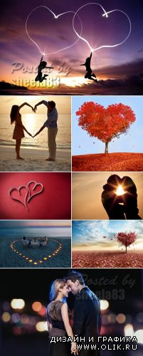 Stock Photo - Love Concept