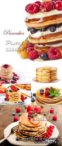 Stock Photo - Sweet Pancakes