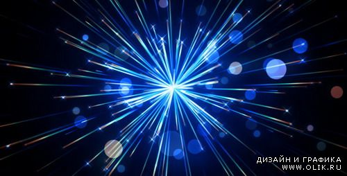 Sparkling Streaks - Motion Graphics