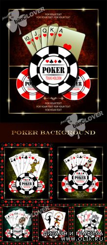 Poker background 0383